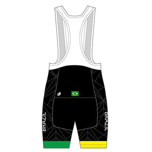 Brazil Tech Bib Shorts