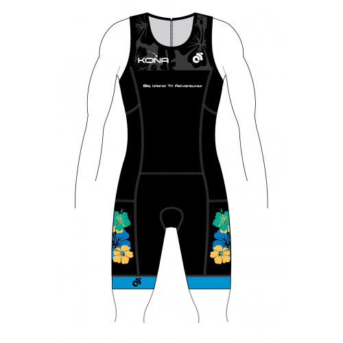 Big Island Triathlon Adventures Apex Tri Suit
