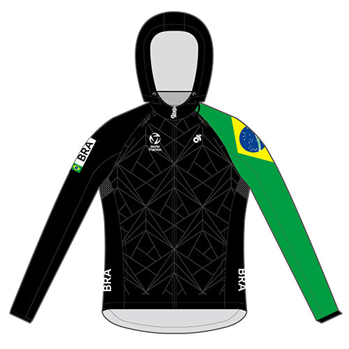 Brazil Windbreaker Jacket