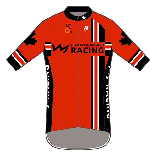 HPR Tech+ Jersey (Orange)