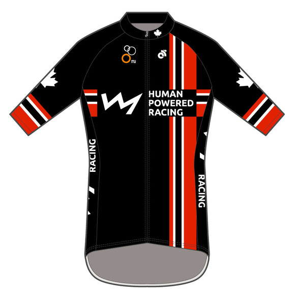 HPR Tech+ Jersey (Black)