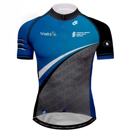Montreal Cycling Jersey 2019