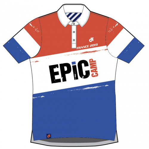 Epic Camp France Tech Polo