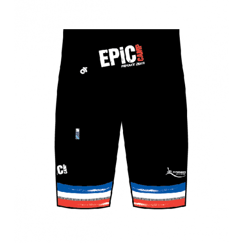 EPIC France Tech Cycling Shorts