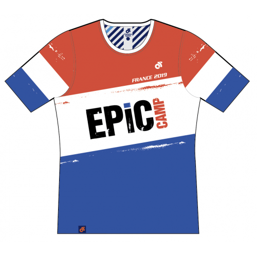 Epic Camp France Casual Tee