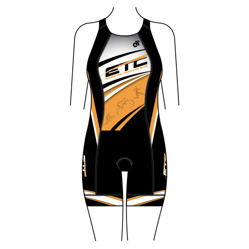 ETC Women's Specific Apex Tri Suit
