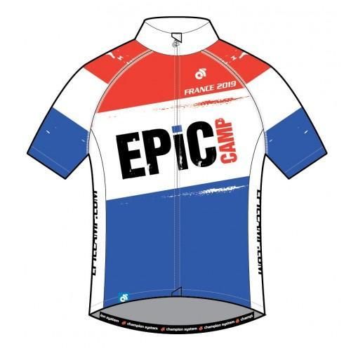 EPIC France Cycling Jersey