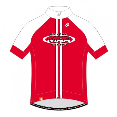 MRR Red Tech Pro Cycling Jersey