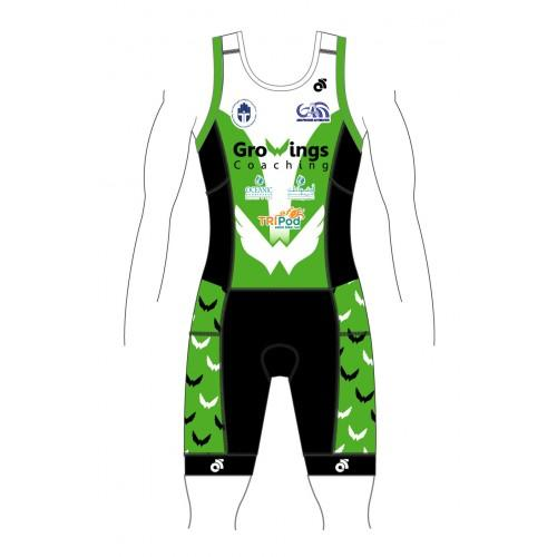 GroWings Performance Tri Suit