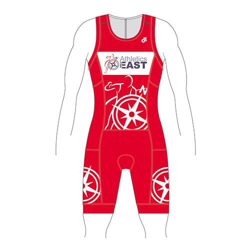 ANE Performance Tri Suit (Red)