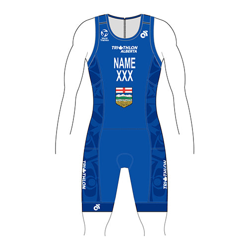 Triathlon Alberta Performance Tri Suit