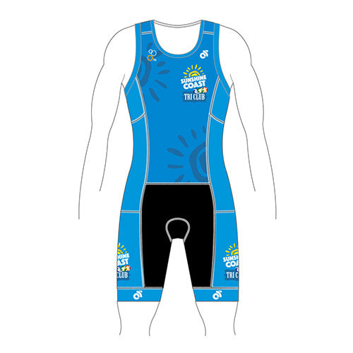 Sunshine Coast Performance Tri Suit (Blue)
