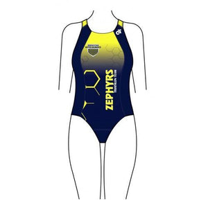Zephyrs Women's Apex Swimsuit