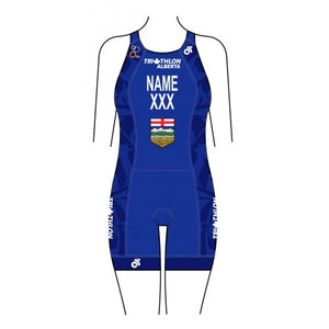 Triathlon Alberta Women's Specific APEX Tri Suit