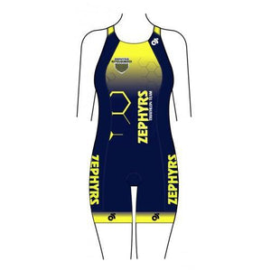 Zephyrs Apex Women's Specific Tri Suit