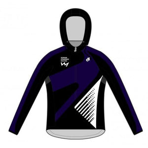 HPR Purple Windbreaker Jacket