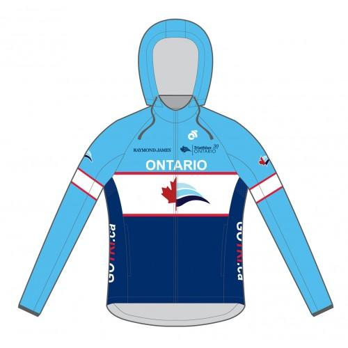 Triathlon Ontario 30 years Windbreaker Jacket