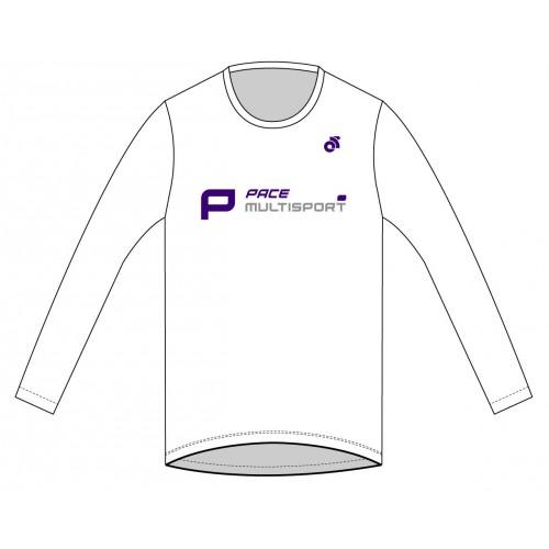PACE Multisport Long Sleeve Run Top