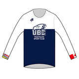 UBC Long Sleeve Run Top