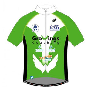 GroWings Performance Pro Cycling Jersey