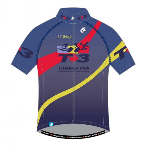 T3 Apex Pro Cycling Jersey 2019