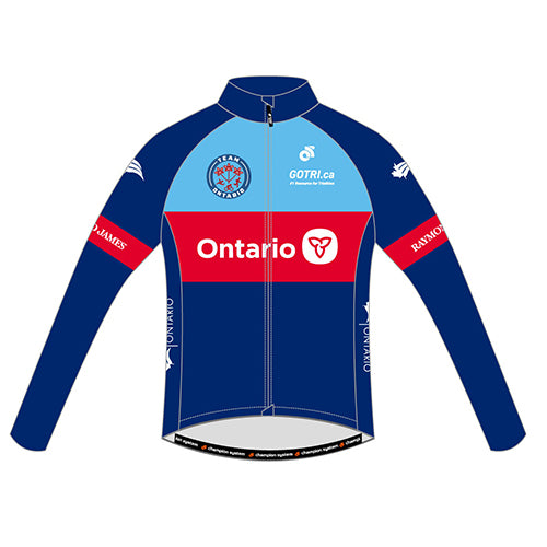 Team Ontario Performance Intermediate Cycling Jacket