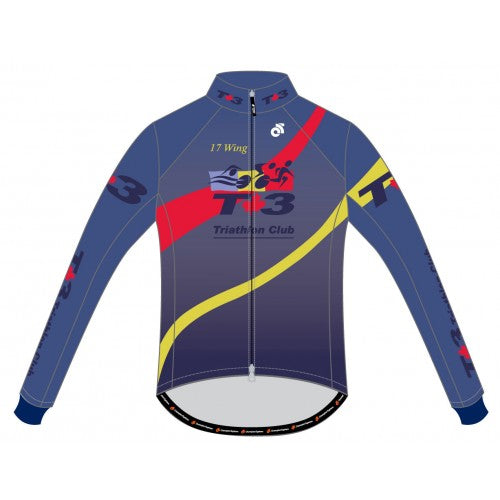 T3 Performance Winter Cycling Jacket