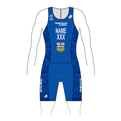 Triathlon Alberta Tech Tri Suit