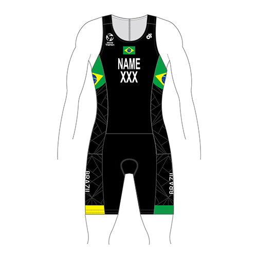 Brazil World Tri Suit