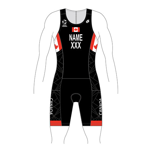 Canada World Tri Suit