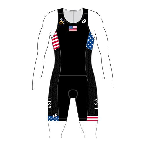 USA World Tri Suit