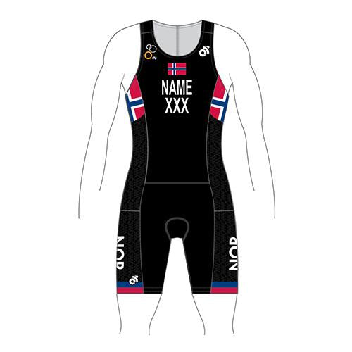 New Zealand World Tri Suit