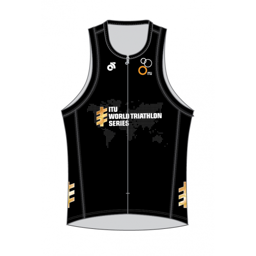 Gold Performance Tri Top