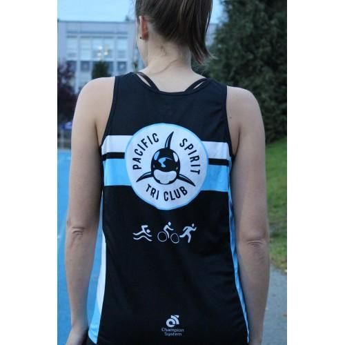 Pacific Spirit Performance Run Singlet