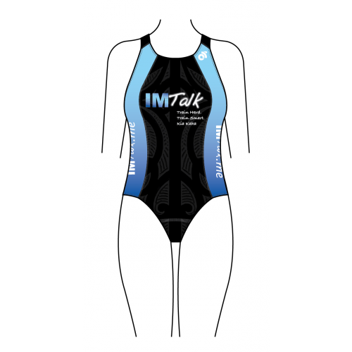 IMTalk Women's Apex Swimsuit
