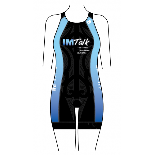 ImTalk Apex Women's Specific Tri Suit