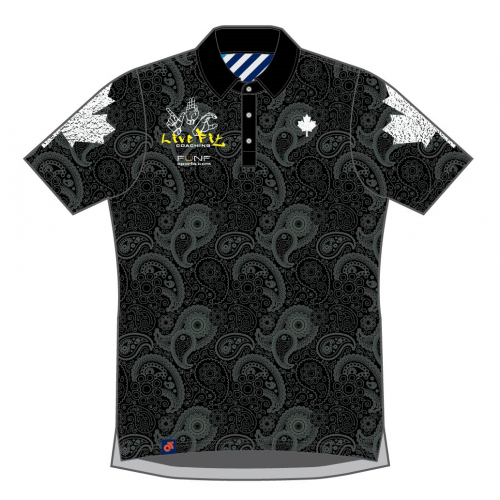 LiveFit Tech Polo