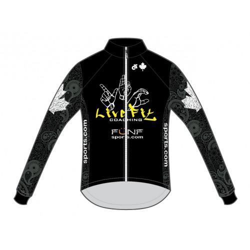 LiveFit Performance Winter Cycling Jacket