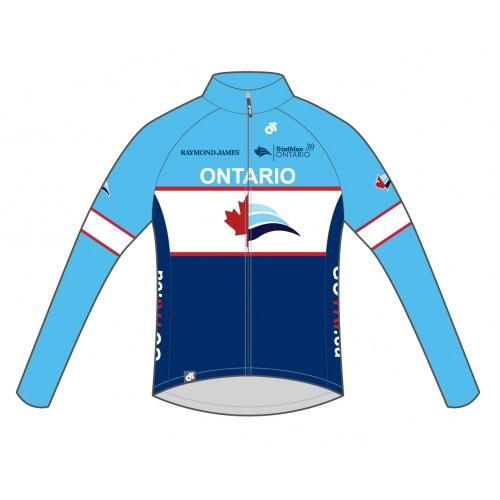Triathlon Ontario 30 years Performance Intermediate Cycling Jacket