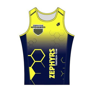 Zephyrs Performance Run Singlet