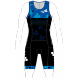 Saskia Says Performance Tri Suit Blue
