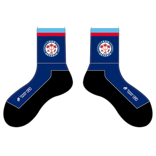 Team Ontario Socks (3 pair)