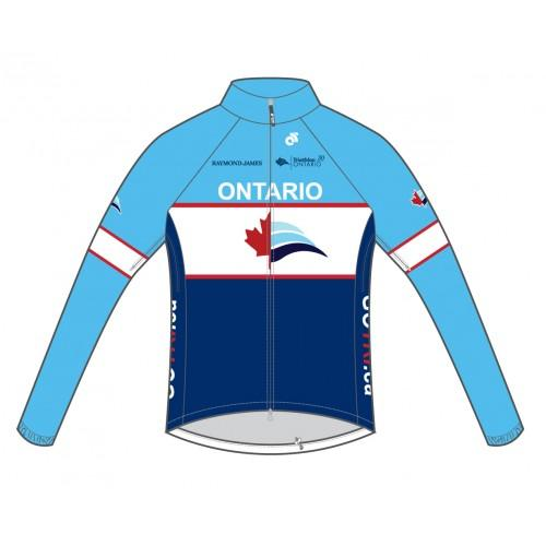 Triathlon Ontario 30 years Tech Wind Jacket