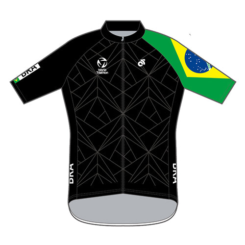 Brazil World Cycling Jersey
