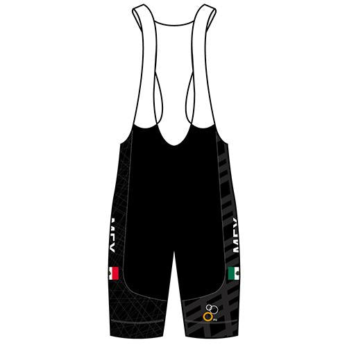 Mexico Tech Bib Shorts