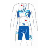 BEE3 PERFORMANCE BLUE TRI SUIT