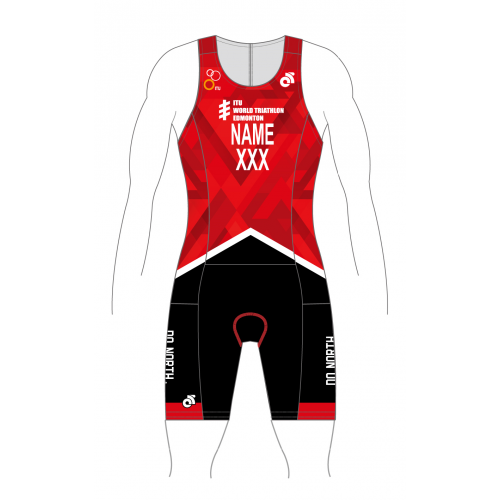 Edmonton Tech Tri Suit