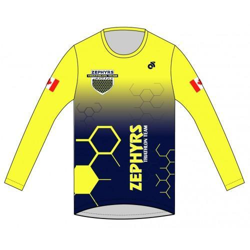 Zephyrs Long Sleeve Run Top