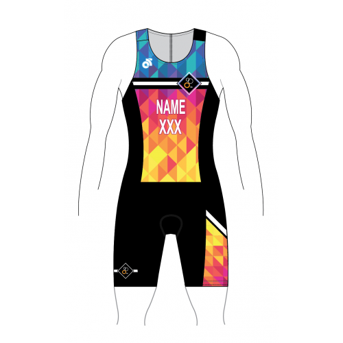 Transition Tech Tri Suit Custom