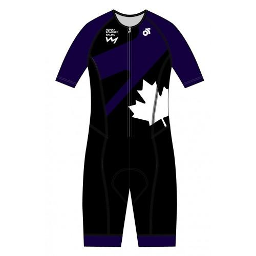 HPR Purple Performance Aero Tri Suit